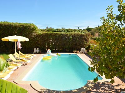 Photo for Carvoeiro Beach- 4 bedroom villa with private swimming pool and wi-fi included