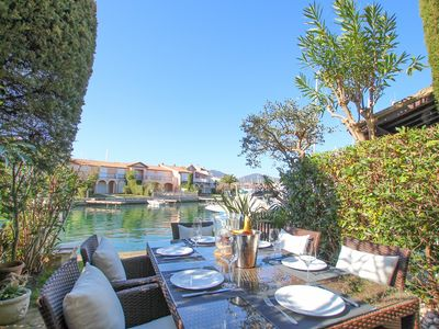 Photo for 3BR House Vacation Rental in PORT-GRIMAUD