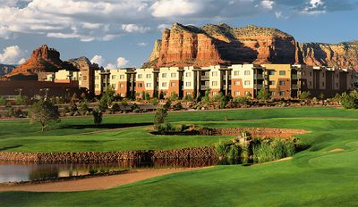 Photo for STUDIO~ RIDGE ON SEDONA~ GREAT VIEWS~ AMAZING GOLFING~ HIKING~ HEATED POOLS~