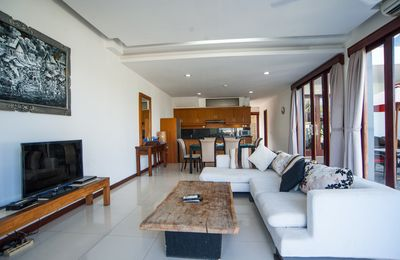Photo for Luxury 5 Bedroom Beachfront Villa