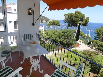 Photo for Calella de Palafrugell Apartment, Sleeps 6 with Free WiFi