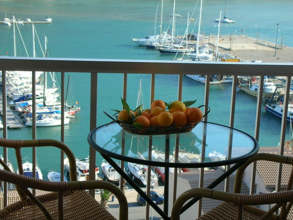 b299c8f2e Two Stylish Apartments with fabulous views in Port of Soller - Apartment 7  - Port Soller