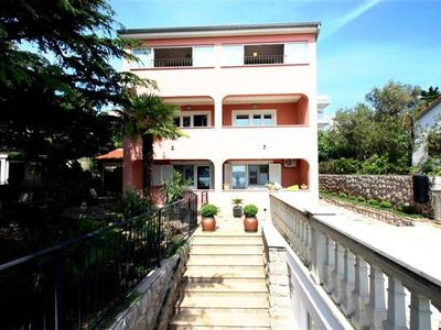 Photo for Holiday apartment Selce for 2 - 3 persons with 1 bedroom - Holiday apartment