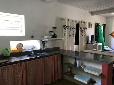 Photo for Arraial 400m from the center, 4 suites with 11 people