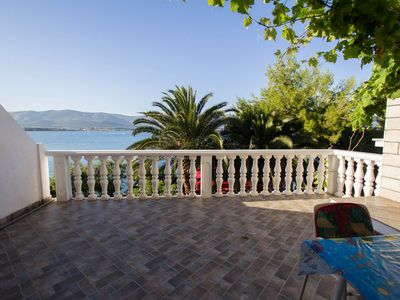 Photo for Apartment David  A1(5)  - Arbanija, Island Ciovo, Croatia