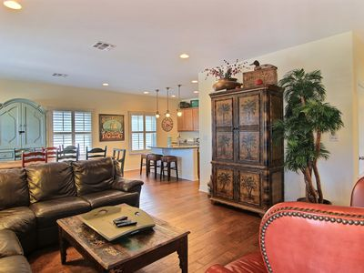 Photo for Port AMAZING:  Ocean Breezes, Close to the Beach, golf cart accessible
