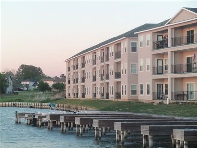 Photo for Waterfront and Sunsets: Relax on Lake Conroe!