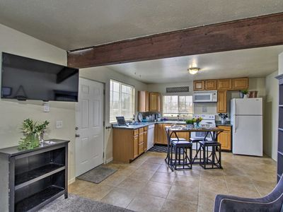 Photo for NEW! Cozy Tacoma Ranch Retreat - 7 Mi to Downtown!