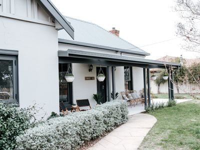 "Photo for ""Normandie Cottage Mudgee"" 1930s home in the heart of town! Pet Friendly"