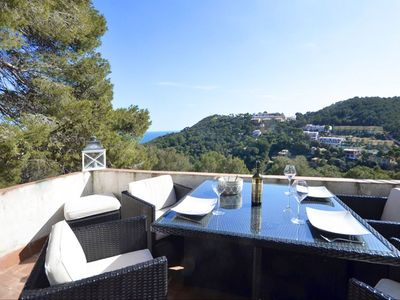 Photo for Holiday rental apartment in Begur, Sa Tuna