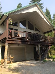 Photo for EPIC JACUZZI & STUDIO APARTMENT AT THE BASE OF SCHWEITZER, 9 MI TO SKI/BOARD