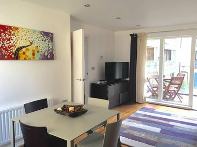 Photo for Modern flat in new development sleeps 4 - One Bedroom Apartment, Sleeps 4