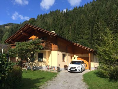 Photo for Holiday house 6 to max. 8 people at the highest lake of the Alps in Carinthia