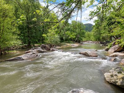 Photo for Cascading Falls - Mr Lake Lure Vacation Rentals