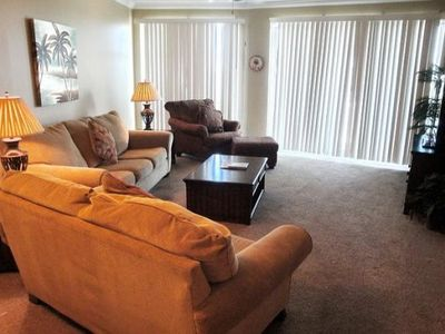 Vacation rental condominium. Sleeps 4, 2 bedrooms, 2 bathrooms. No pets allowed.