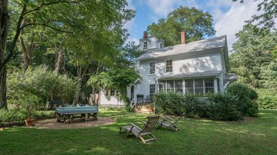 Photo for Tranquil Sag Harbor Home w/ Spacious & Private Yard, Walk to Village, Close to Beaches