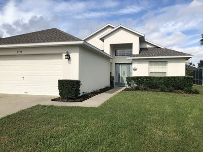 3 Bedroom Pool Home with WIFI. Family friendly neighborhood with great location!