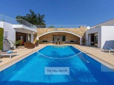 Photo for Giolou Villa, Sleeps 6 with Pool and Air Con