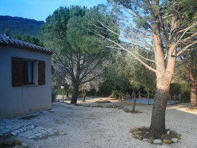 Photo for Private Villa In The South Of France With Stunning Mountain And Country Views