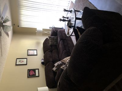 Photo for 2BR Apartment Vacation Rental in Round Rock, Texas