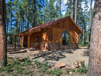 Photo for Private Cozy Mancos Cabin on 80 Acres w/Mtn Views!