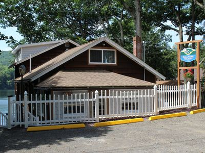 Photo for Cooperstown Baseball Rentals - Ballpark Holiday - Waterfront location with hot tub near Dreams Park