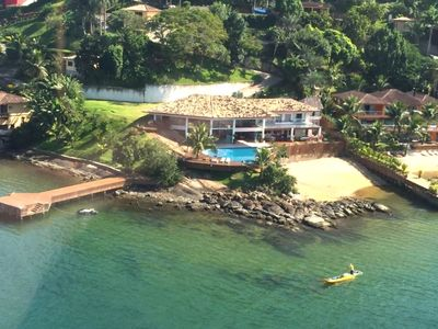 Photo for Villa Marina offers you a entertainment, private beach and spectacular pool.