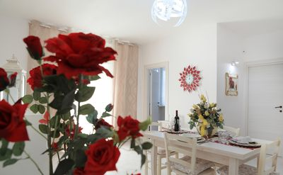 Photo for Elegant and refined apartment in the splendid setting of Puglia.