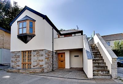 Photo for Lobster Pot in Padstow Is A 'fisherman's Style' Cottage With A Parking Space.