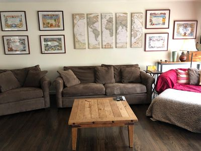Photo for Outer Sunset District Home in San Francisco Sleeps Six with W/D, Parking, Apple TV