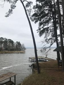 The Cork House - Water Front On Toledo Bend
