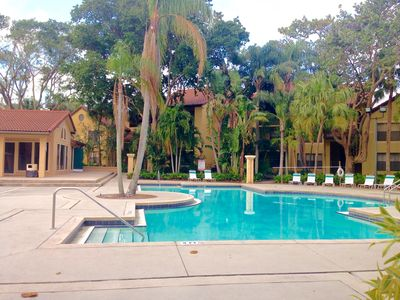 Lovely Palm Air Apartment  2 bedrooms  2 full bathrooms