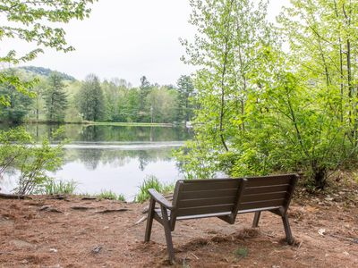 Photo for Apartment on Lovely 14 Acres and Mill Pond