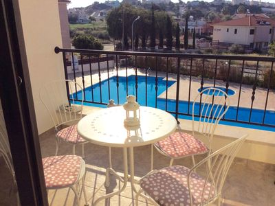 Photo for Pissouri stylish and spacious contemporary 2 bedroom apartment