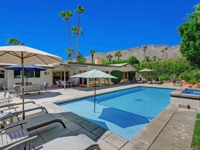 Photo for Mid-Century Gem in the Heart of Palm Springs
