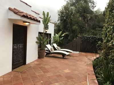 Photo for STUNNING designer renovated Spanish/Duplex villa with a large outdoor space.