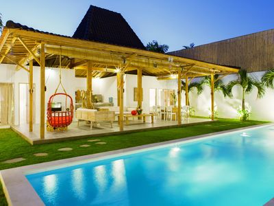Photo for 4BR Villa Vacation Rental in North Kuta, Bali