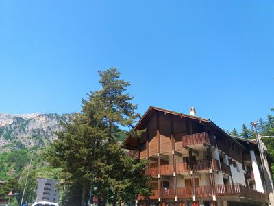 Photo for Nice apt - 100 m from the slopes