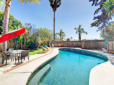 Photo for Peaceful 4BR w/ Outdoor Living, Pool & Near All Downtown