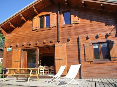 Photo for chalet - DOUCY- VALMOREL