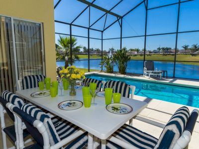 Photo for Sensational Starlake Boast 6 Bedrooms and Gorgeous Pool