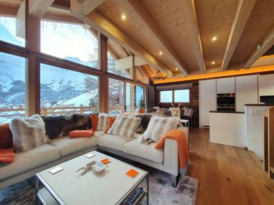 Photo for Luxury chalet Sonnhalde