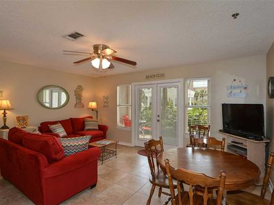 Photo for Grand Caribbean East #110: 1 BR / 1 BA condo in Destin, Sleeps 6