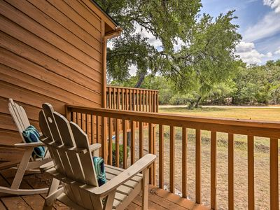 Photo for NEW! Wimberley Condo by Creek - Near Jacob's Well!