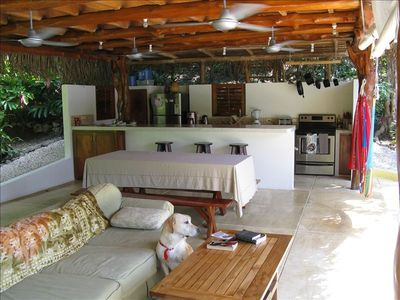 Photo for Beach Front Almost! 2 Minutes to Surf & Beach,Beautiful family compound.