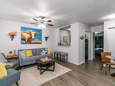 Photo for Location, Location! Perfect for those traveling to Austin for work OR for play! Close to everything!