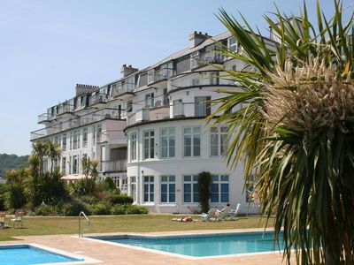 Photo for 1 THE SALCOMBE, family friendly, with pool in Salcombe, Ref 994868