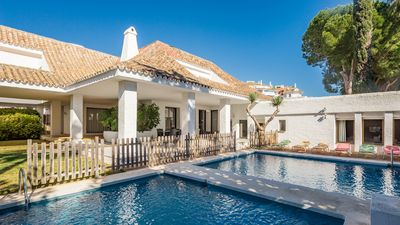 Photo for A Modern Style Villa 3 in Puerto Banus for Short Term Rent!