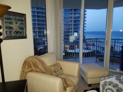 Photo for Oceanfront 1 Bedroom Condo in Sunny Isles Beach