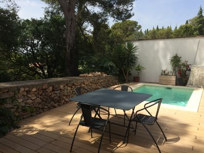 Photo for Holiday home Montpellier pool